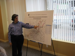 BWSC Dudley Square Sewer Separation Project presentation at June 27, 2013